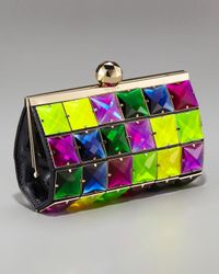 kate spade new york | Little Anastasia Clutch, Multicolor | Lyst