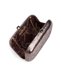 KOTUR | Black Preorder Metallic Stingray Box Clutch | Lyst