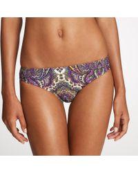 J.Crew | Multicolor Royal Paisley Bikini | Lyst