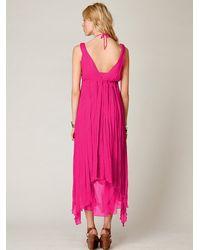 Free People | Pink Fp One Pele Dress | Lyst