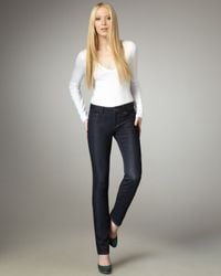 Joe's Jeans | Blue Visionaire Geraldine Skinny Jeans | Lyst