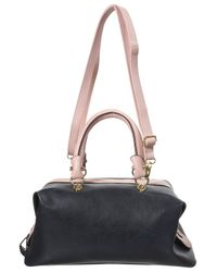 TOPSHOP - Blue Navy Doctors Bag - Lyst