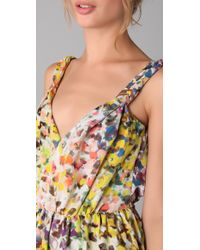 Bec & Bridge | Multicolor Dahlia Mini Dress | Lyst