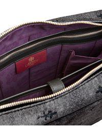 Liberty - Gray Gecko Print Messenger Bag for Men - Lyst