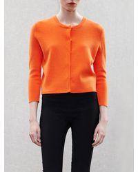 Acne Studios - Orange Lesley Milano Paw11 - Lyst