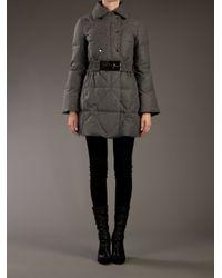 Fay Gray Fox Fur and Wool Coat