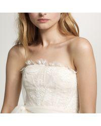 J.Crew   White Eyelash Lace Leyla Dress   Lyst