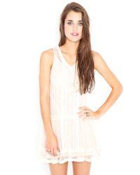 Nasty Gal | Whitecap Lace Dress | Lyst