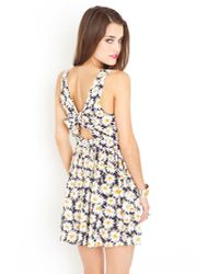 Nasty Gal | Multicolor Daisy Chain Cutout Dress | Lyst