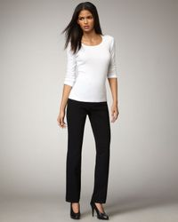 Not Your Daughter's Jeans | White Zury Relaxed Denim Leggings | Lyst