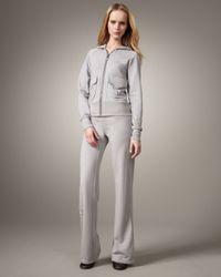 Twisted Heart | Gray Rock Fleur Jersey Pants | Lyst