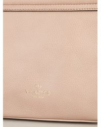 Valentino | Pink Gold Clasp Bag | Lyst