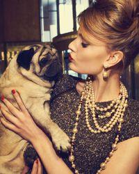 Majorica | Metallic Pearl & Tigers Eye Necklace | Lyst