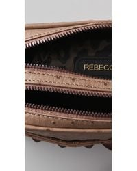 Rebecca Minkoff - Natural Chance Cross Body Bag - Lyst