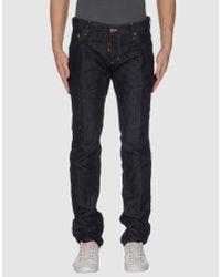 DSquared² - Blue 16.5cm Cool Guy Stretch Denim Jeans for Men - Lyst