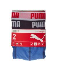 PUMA - Black Two Pack Trunks for Men - Lyst