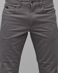RVCA | Gray Weekender Pant in Grey for Men | Lyst