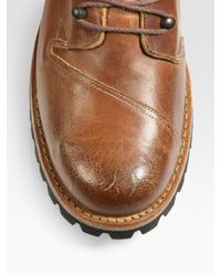 Timberland   Brown Tackhead Lineman Chukka Boots for Men   Lyst