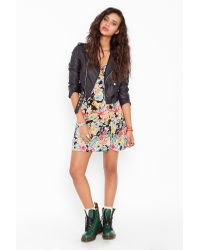 Nasty Gal - Multicolor Courtney Floral Sundress - Lyst