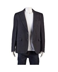 Rag & Bone | Gray Parker Blazer in Charcoal for Men | Lyst