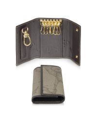 Alviero Martini 1A Classe | Natural Geo Print Key Holder | Lyst
