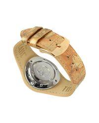 Alviero Martini 1A Classe - Natural 1a Prima Classe - Ladies Geo Patent Strap Bracelet Watch - Lyst