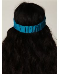 Free People - Blue Turban Headband - Lyst