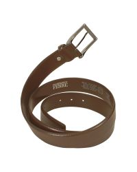 Gianfranco Ferré - Mens Dark Brown Smooth Italian Leather Signature Belt for Men - Lyst