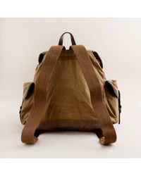 J.Crew | Natural Abingdon Backpack for Men | Lyst