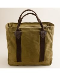 J.Crew | Natural Seil Marschall™ Tote for Men | Lyst