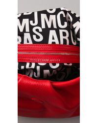Marc By Marc Jacobs Red Classic Q Natasha Bag