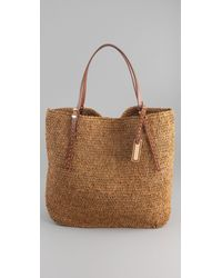 Michael Kors Brown Santorini Tote