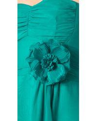 Nanette Lepore | Blue Tap Tap Dress | Lyst