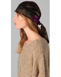 Eugenia Kim - Purple Gigi Headscarf - Lyst
