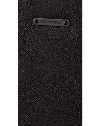 Juicy Couture   Black Glitter 13 Laptop Sleeve   Lyst