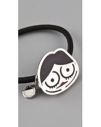 Marc By Marc Jacobs - Black Miss Marc Hair Band - Lyst