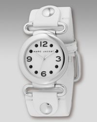 Marc By Marc Jacobs | Molly Watch, White | Lyst