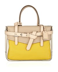 Reed Krakoff | Yellow Boxer Tote | Lyst