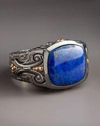 Stephen Webster | Blue Signet Ring for Men | Lyst