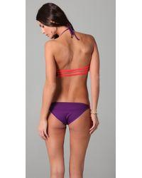 Basta Surf | Purple Zunzal Bungee Bikini | Lyst