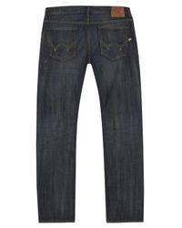 Edwin | Ed-71 Slim Fit Dirty Blue Jeans for Men | Lyst