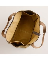 J.Crew | Natural Barbour® South Shields Tote for Men | Lyst