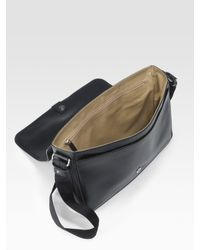 Ferragamo | Brown Boston Messenger Bag for Men | Lyst