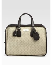 Gucci | Natural Carryon Duffle for Men | Lyst