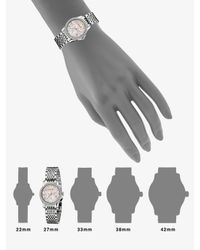 Gucci - Metallic G-timeless Stainless Steel Bracelet Diamond Watch - Lyst