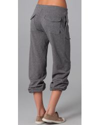RLX Ralph Lauren - Gray Super Soft Terry Pants - Lyst