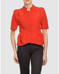 Marni   Orange Blazers   Lyst