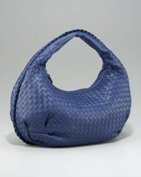Bottega Veneta | Blue Veneta Belly Bag | Lyst