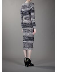 Steven Alan Brown Joni Wool Dress
