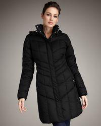 Bogner | Black Annie Puffer Coat | Lyst